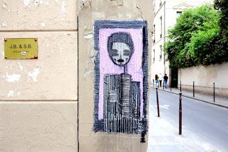 Sunday Street Art : Alo - rue Chapon - Paris 3