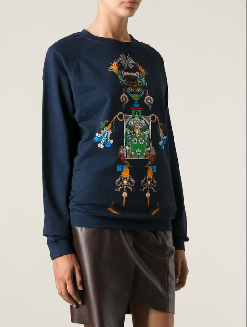 Mary_Katrantzou_Tikki_man_Sweater_Navy
