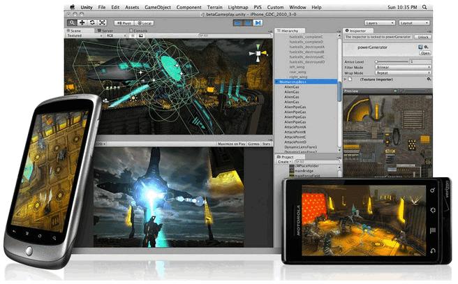 Unity 3D Pro Full Crack