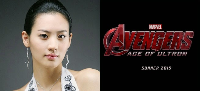"Celebrity Photos Avengers Actress Claudia Kim Hd Photos: Chatter Busy: Claudia Kim Plays The ""Avengers: Age Of"