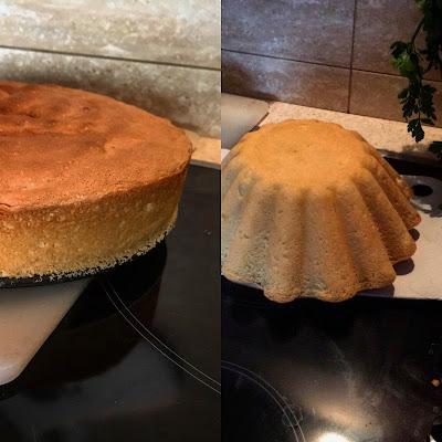 Tort wulkan
