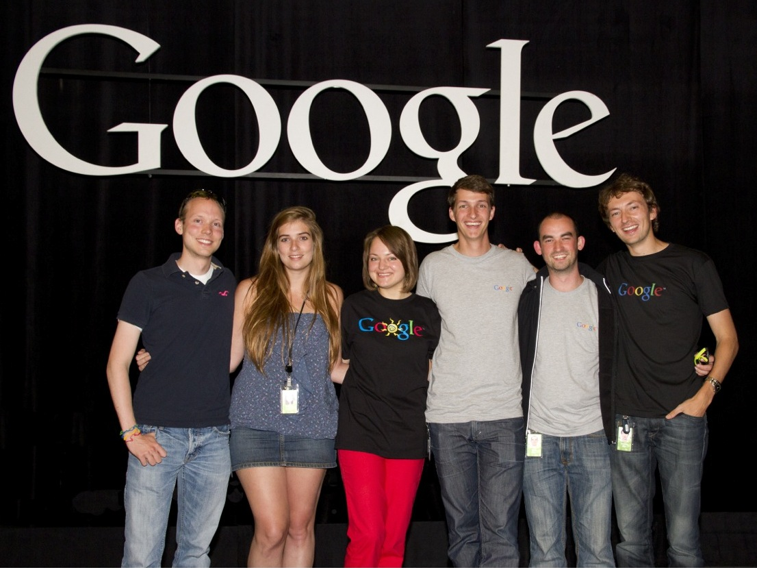 google internships for freshman