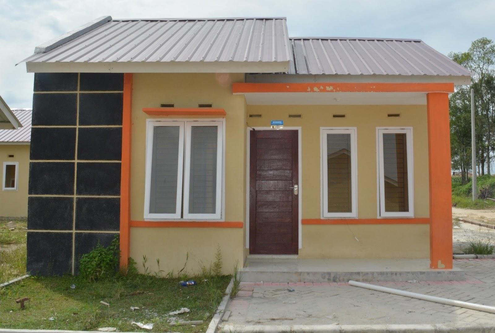 contoh gambar rumah tingkat minimalis type 21 dsh