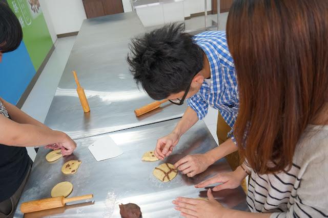 DSC00672 - 熱血採訪│手殘之人千萬不要來如邑堂太陽餅做太陽餅DIY
