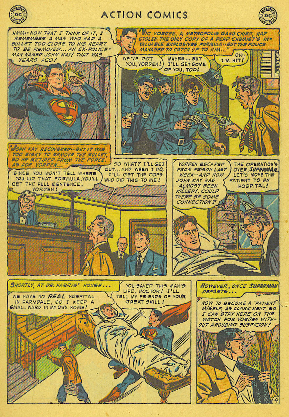 Action Comics (1938) 191 Page 5