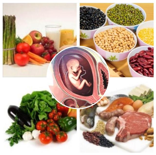 Image result for nutrisi ibu hamil