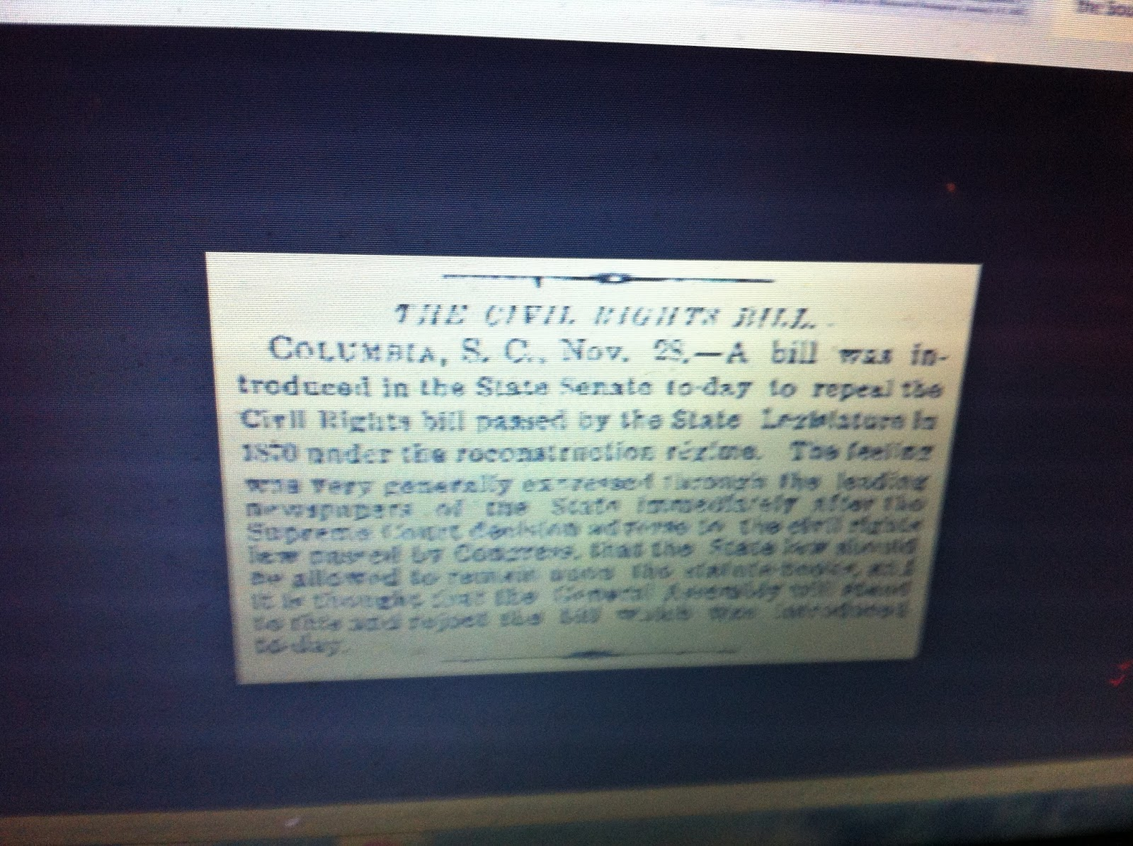 an understanding of the united states history and the black codes Slavery and prison - understanding the mass imprisonment have a long history in the united states and internationally 3 this article will the black codes.