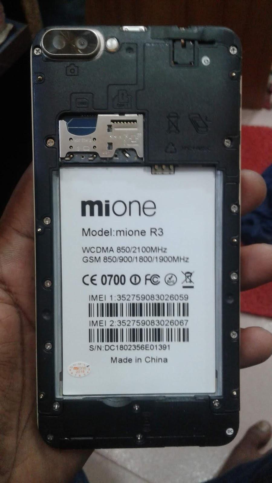 Mione Flash File