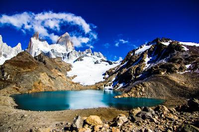 Laguna de los Tres - Fitz Roy - Parque Nacional de los Glaciares