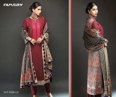 Fall Winter Dress collection by Nimsay