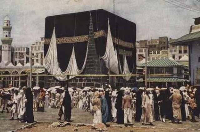 Rahasia Dipilihnya Jazirah Arabia sebagai Tempat Kelahiran Rasulullah dan Pertumbuhan Islam