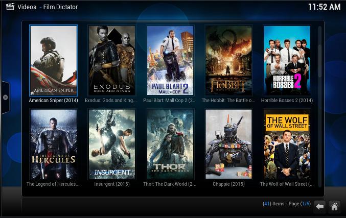 تطبيق مشاهدة الأفلام و المسلسلات الأجنبية و الأنمي للموبايل و الكمبيوتر