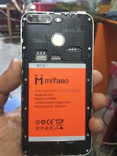 MIFASO X1 FLASH FILE