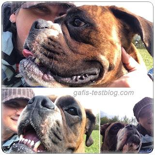 Boxer Amy Selfies