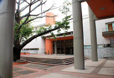 MUSEO DE ARTE CONTEMPORÁNEO DEL HUILA MACH