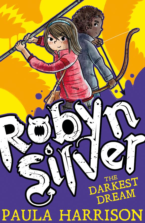 Robyn Silver: The Darkest Dream by Paula Harrison