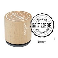 WOODIES Holzstempel
