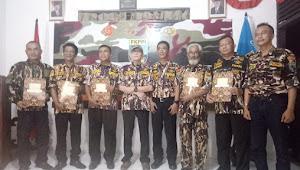 Pengurus Cabang 10.05 FKPPI Kota Bogor Melantik 6 Rayon