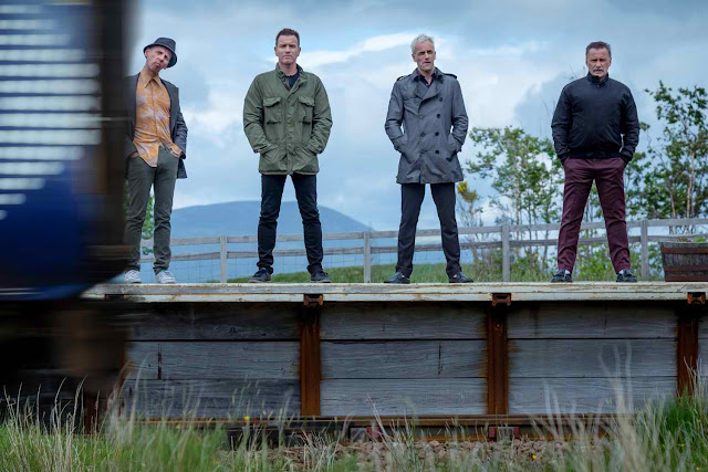 T2 TRAINSPOTTING Cast Look Back at Landmark Original Film Two Decades After