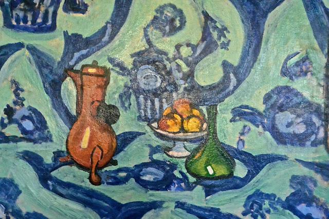 Saint Pétersbourg musée de l'Ermitage2 Etat-Major  ; Matisse nature morte