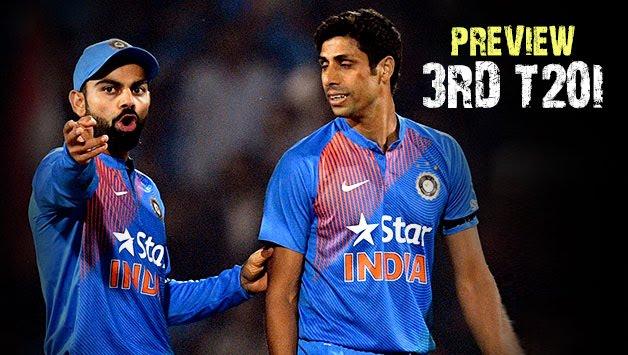 India vs Australia, 3rd T20I, Preview