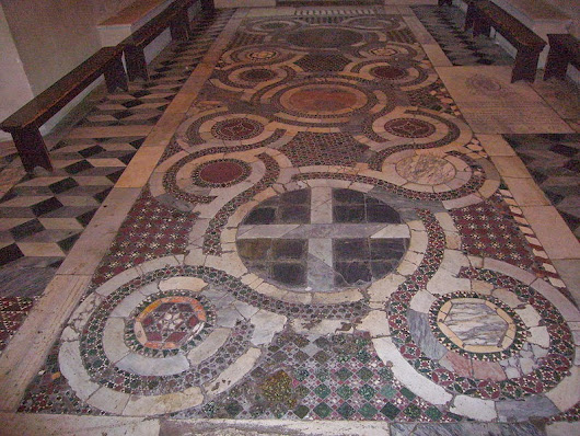 The Appropriation of the Cosmati and Cosmatesque