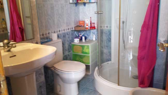 duplex en alquiler calle forada grao castellon wc