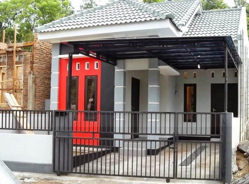 Desain Teras Rumah Cantik