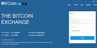 How to make money online at OKCoin