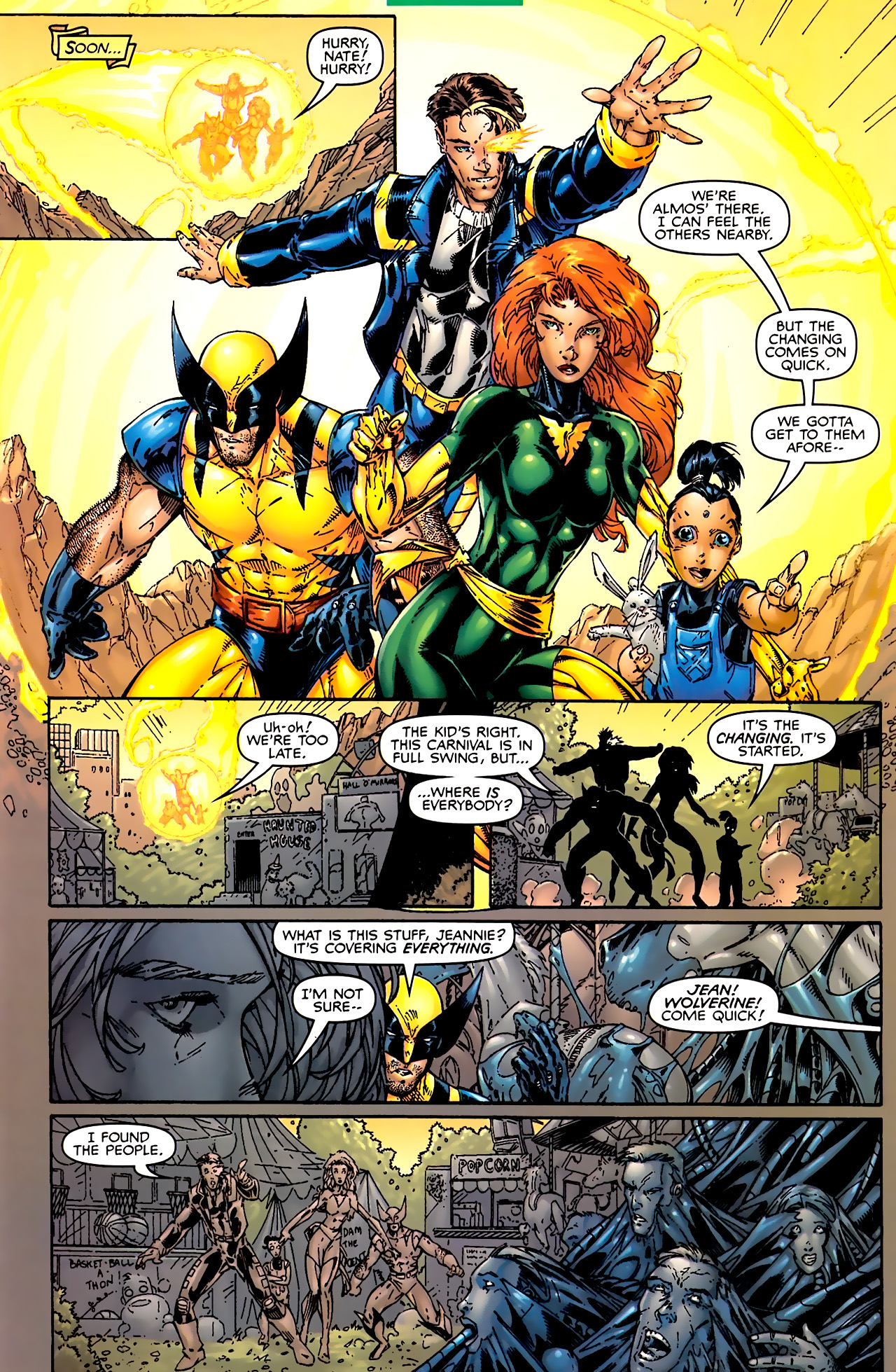 Read online Astonishing X-Men (1999) comic -  Issue #2 - 8