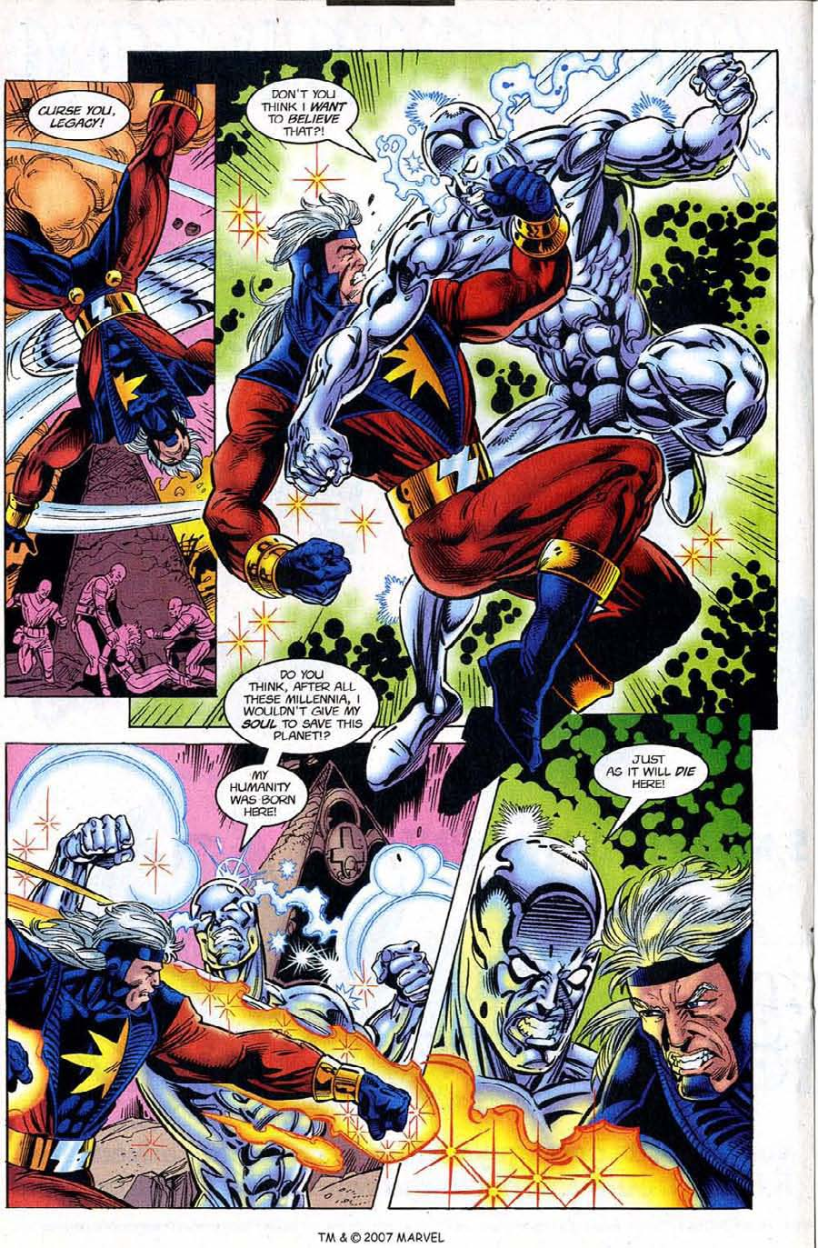 Silver Surfer (1987) Issue #122 #130 - English 20