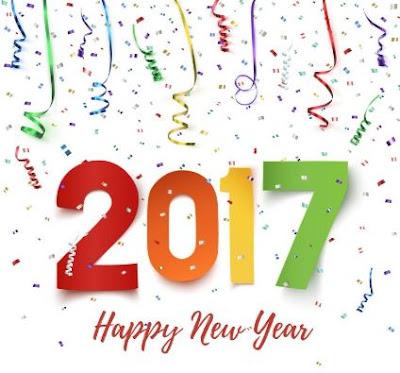 Gambar Selamat Tahun Baru 2017 Happy New Year Ucapan Terbaru