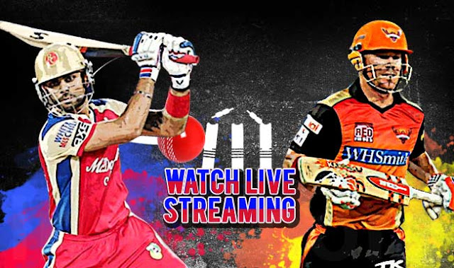 RCB Vs SRH IPL Final 2016 Live Stream