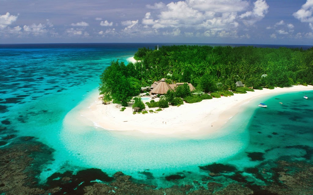 Denis Private Island, Seychelles