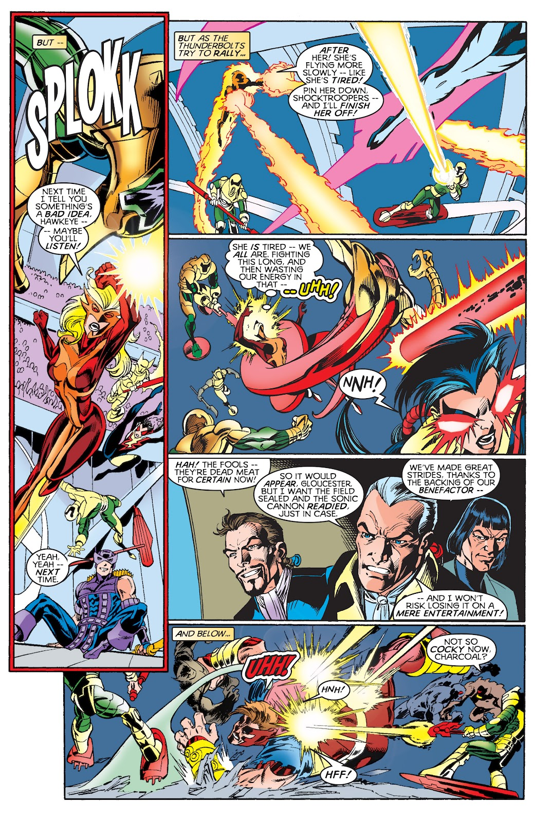 Read online Hawkeye & The Thunderbolts comic -  Issue # TPB 1 (Part 3) - 36