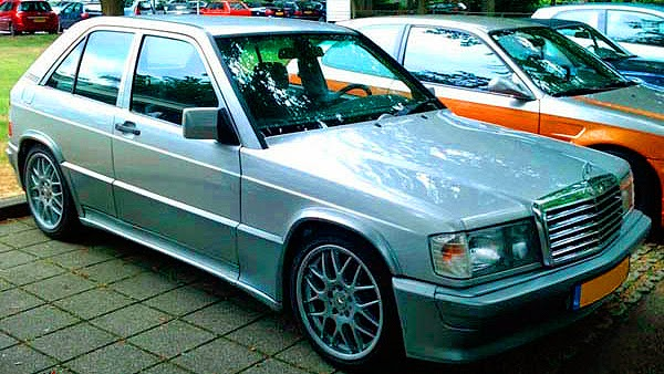 Schulz Tuning W201 Mercedes Benz 190e 2 6 City 1991 160 Cv Carwp