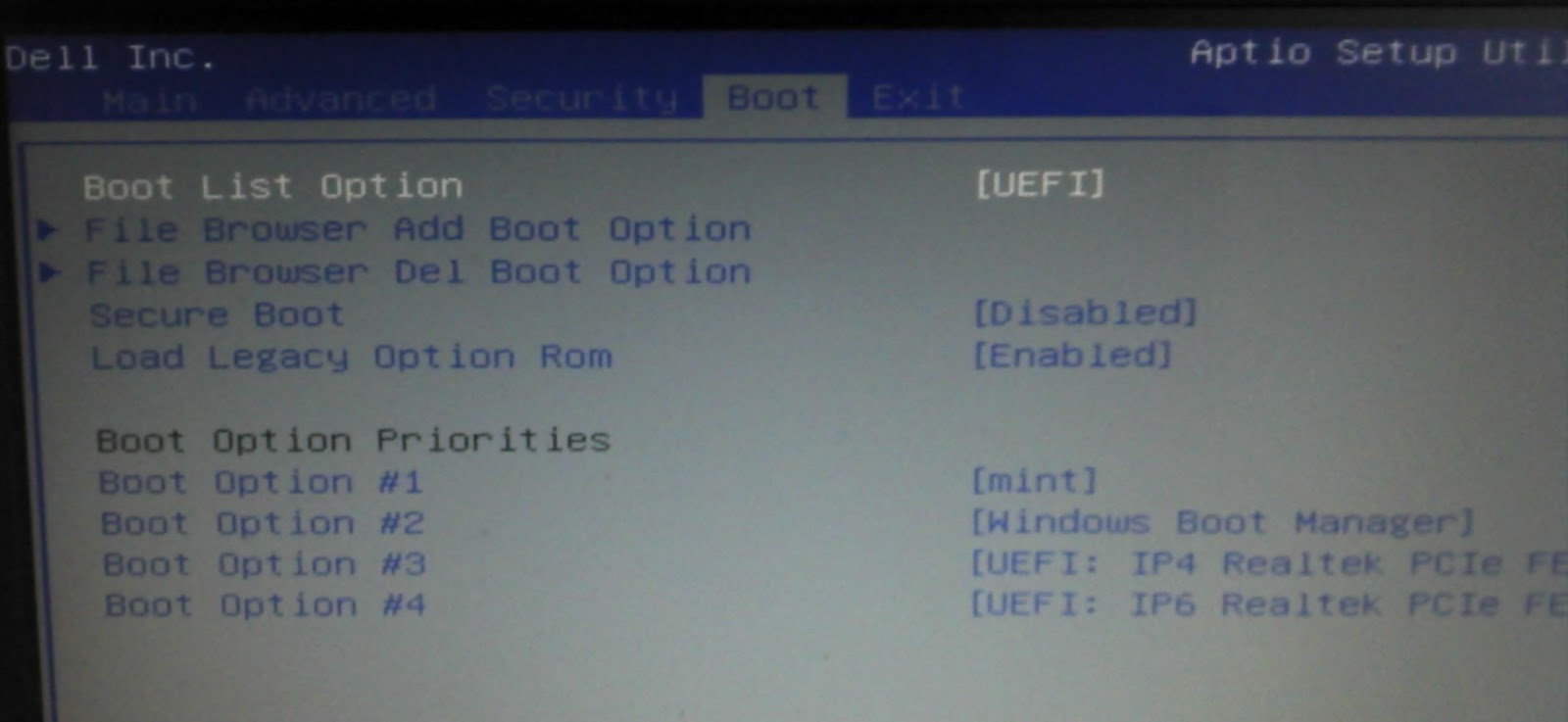 Left Brain Tinkering: Windows 8 + Linux Mint UEFI Dual Boot Follow