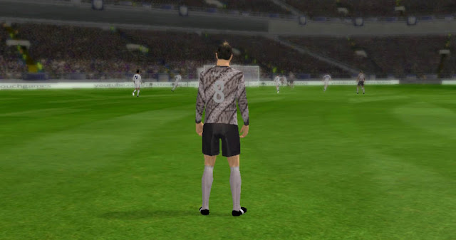kit batik dream league soccer