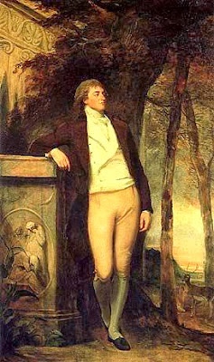 William Beckford, by George Romney, 1782