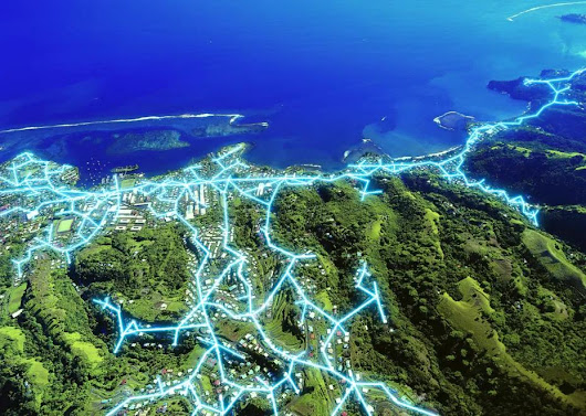 Open Garden's 'FireChat' in Tahiti to Create a Mesh Network that Eliminates the Need for Wireless Carriers