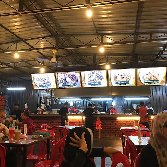 King's Char Kuetiau  Jalan Pantai Port Dickson