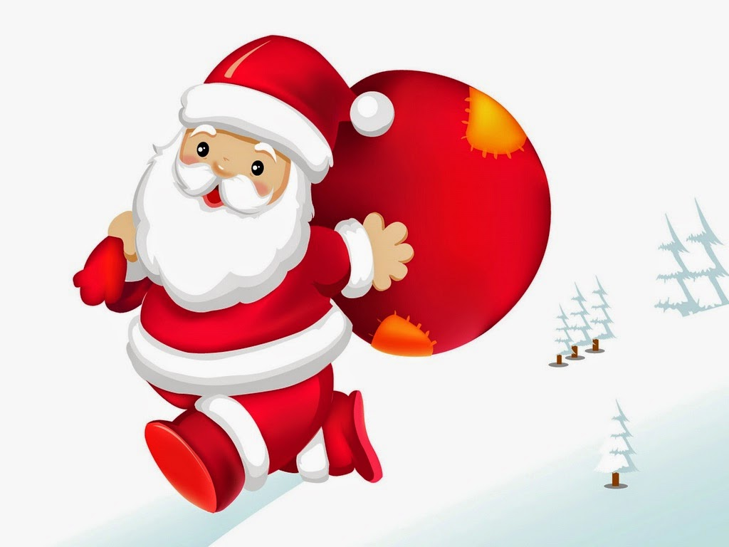 funny santa claus cartoon pictures christmas images for facebook