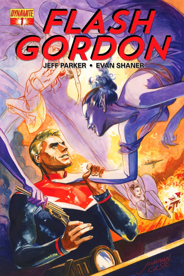 couverture planche happy birthday mr gordon