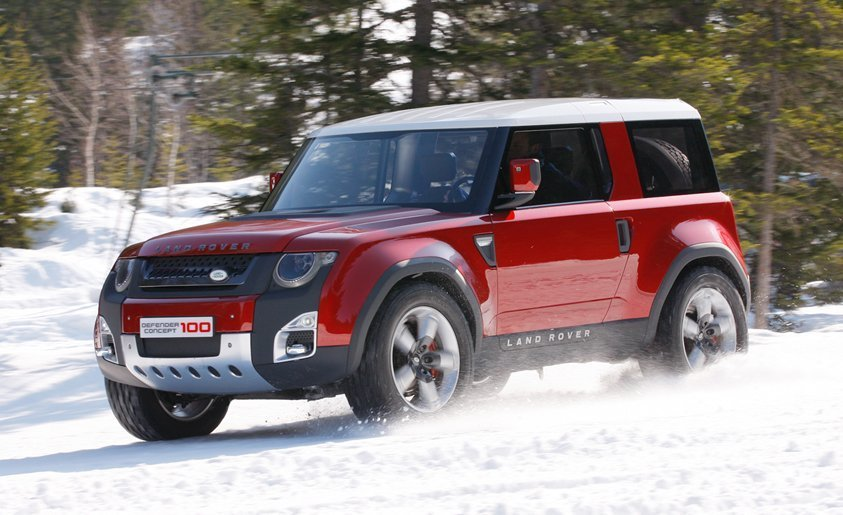 9 Amazing Facts About Land Rover Defender - AutoReportNG