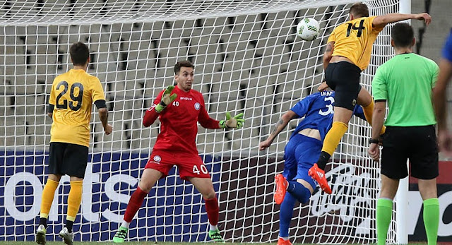 Εύκολη επικράτηση της ΑΕΚ με 4-0 επί του Ηρακλή σε φιλικό προετοιμασίας