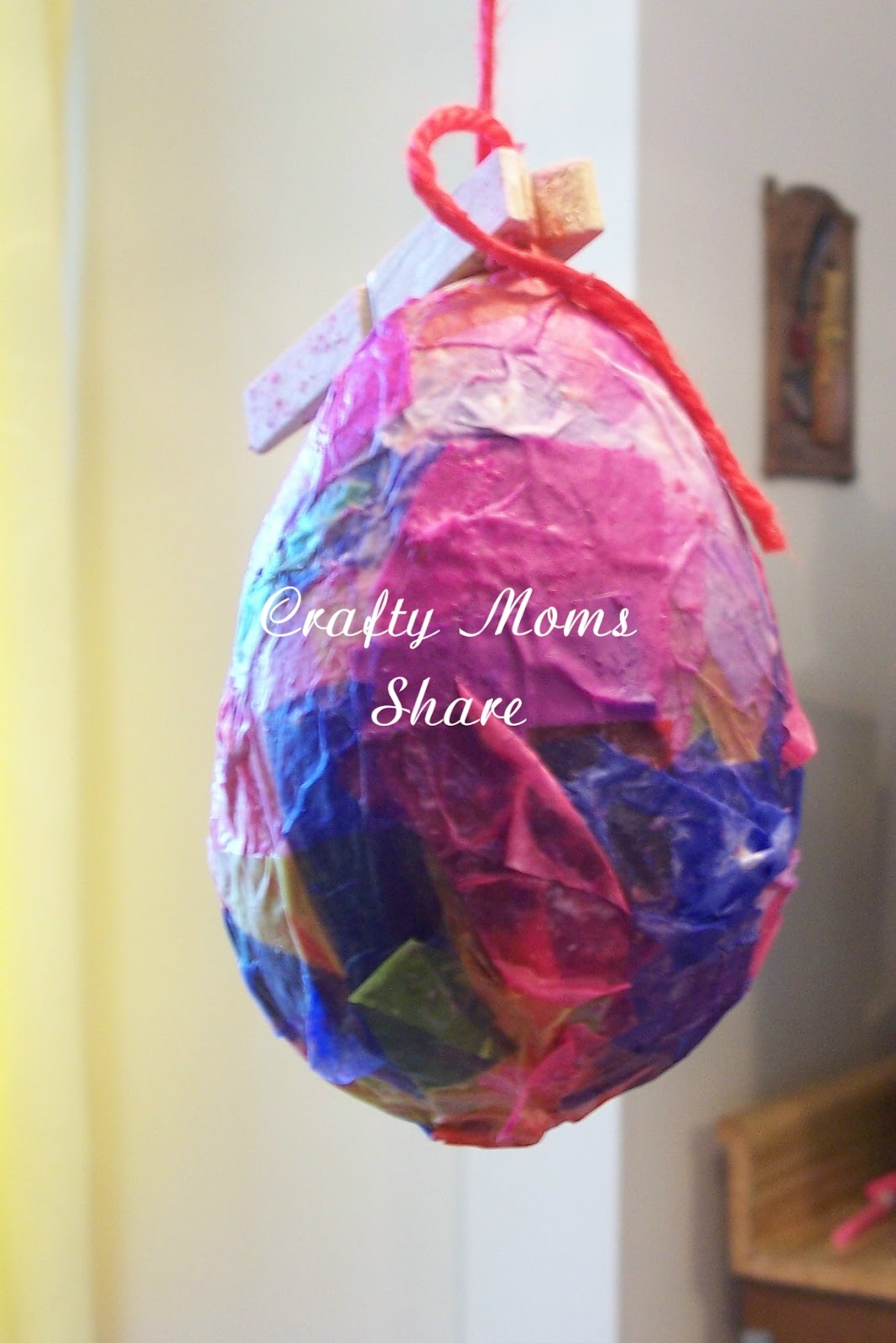 Crafty Moms Share Spring And Easter Crafts
