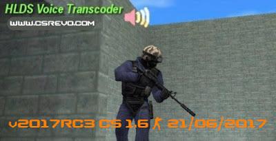 VoiceTranscoder v2017RC3 CS 1.6 - 21 de Junho 2017