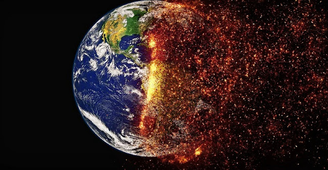 الاحتباس الحراري،Global warming