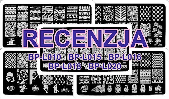 Recenzja płytek BP L-010, L-015, L-016, L-018, L-020 (Review)