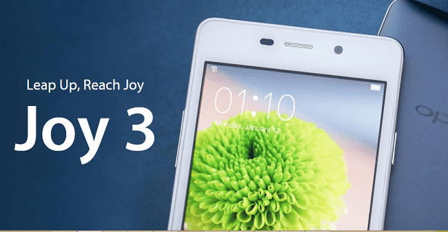 Stock Firmware OPPO Joy A11W